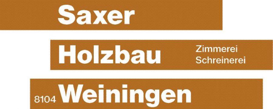 Saxer Holzbau Weiningen